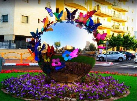 Blossom Ball, Kiryat Bialik