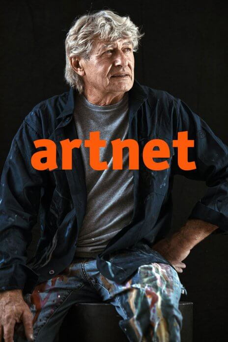 Gadi's Story is Covered by Artnet